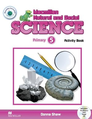 MNS SCIENCE 5 AB PK