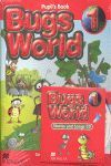 BUGS WORLD 1 PB PK (NEW C)