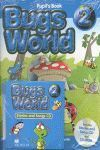 BUGS WORLD 2 PB PK (NEW C)