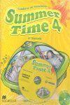 SUMMER TIME 4 4ºEP +CD