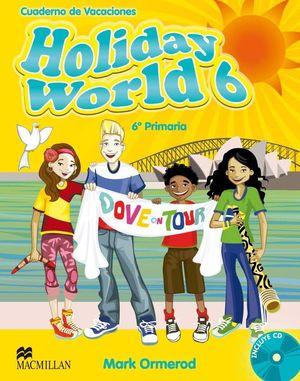 HOLIDAY WORLD 6 AB PK CAST