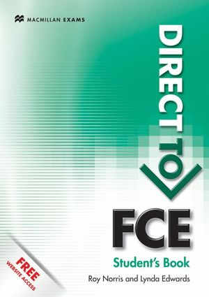 DIRECT TO FCE SB PK +KEY