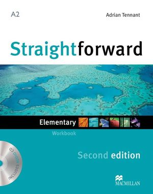 STRAIGHTFWD ELEM WB PK -KEY 2ND ED