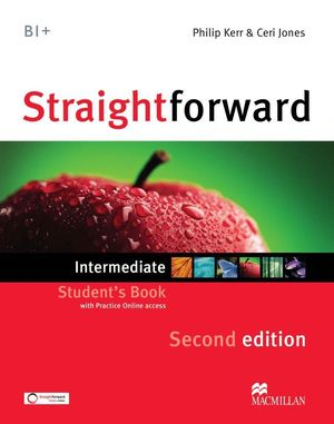 STRAIGHTFWD INT SB & WEBCODE 2ND ED