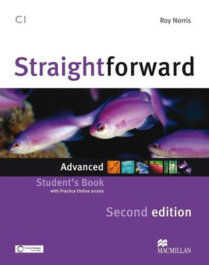 STRAIGHTFOWARD ADVANCED STD & WEBCODE 2ªED (C1)