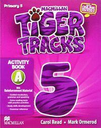 TIGER TRACKS 5 ACTIVITY