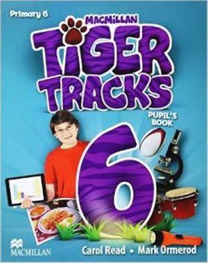 TIGER TRACKS 6ºEP PUPIL'S BOOK 2015