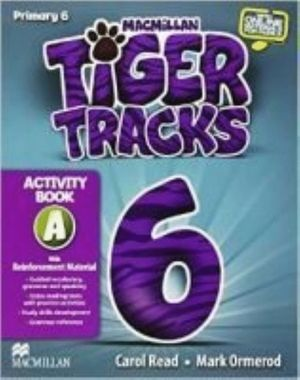 TIGER TRACKS 6ºEP ACTIVITY BOOK PACK