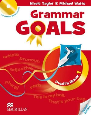 GRAMMAR GOALS 1 PB PACK