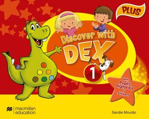 DISCOVER WITH DEX 1 ST PACK PLUS 15 (4 AÑOS)