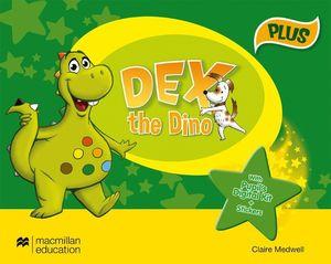 DEX THE DINO PB PACK PLUS (3 AÑOS)