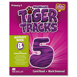 TIGER 5 EP ACTIVITY BOOK B PACK
