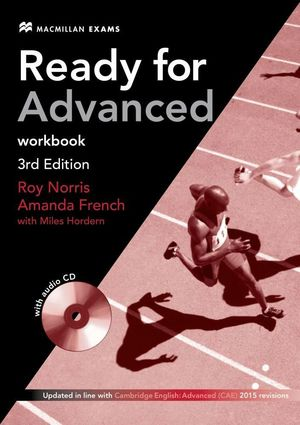 READY FOR ADVANCED WB -KEY PK 3RD ED