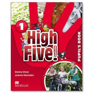 HIGH FIVE! 1ºEP PUPIL¦S BOOK 2015