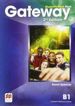 GATEWAY B1 STD. BOOK PK (2ªED) 16