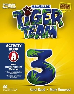 TIGER TEAM 3 ACTIVITY BOOK A 2014
