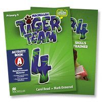 TIGER TEAM 4 EP WB A