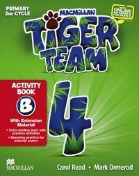 TIGER TEAM 4 EP WB B 2014