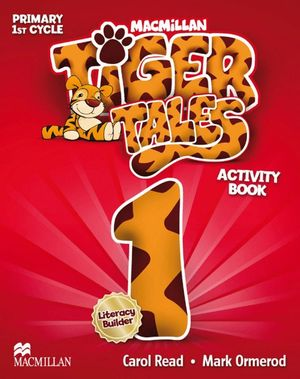TIGER TALES 1 ACTIVITY BOOK