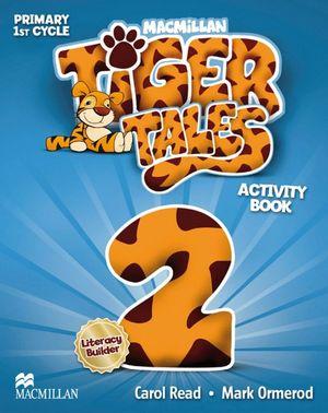 TIGER TALES 2º EP ACTIVITY 2014