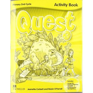 QUEST 3 ACTIVITY PACK N/E