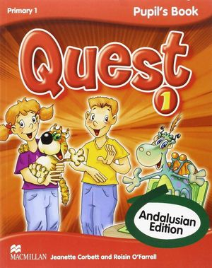 QUEST 1 PUPIL ANDALUCIA