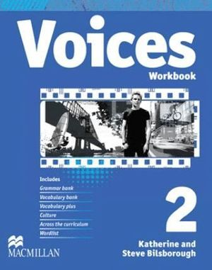VOICES 2 WB PACK ENG.