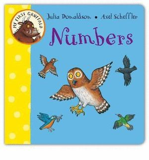 FIRST GRUFFALO NUMBERS