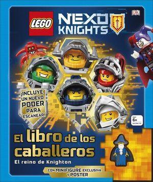 LEGO NEXO KNIGHTS (LIBRO + FIGURA + POSTER)