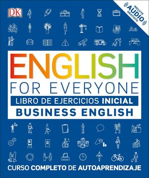 ENGLISH FOR EVERYONE NIVEL INICIAL  LIBRO DE EJERCICIOS