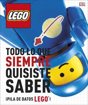 LEGO TODO LO QUE SIEMPRE QUISITE SABER