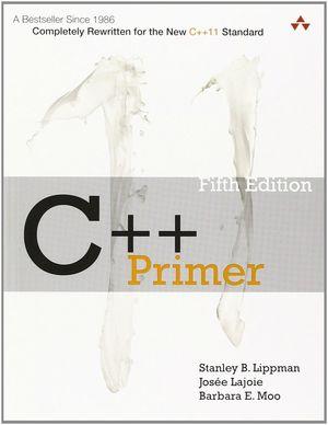 C++ PRIMER (ENGLISH)