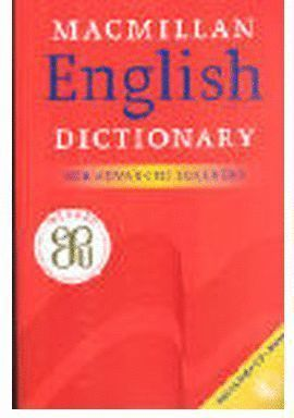 MACMILLAN ENGLISH DICTIONARY FOR ADVANCED LEARNERS + CD