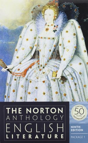THE NORTON ANTHOLOGY OF ENGLISH LITERATURE VOL 1 PACK