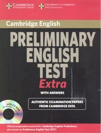PRELIMINARY ENGLISH TEST EXTRA