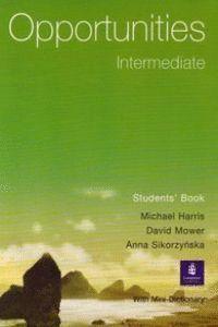 OPPORTUNITIES INTERMEDIATE STUDENT'S BOOK + MINI D