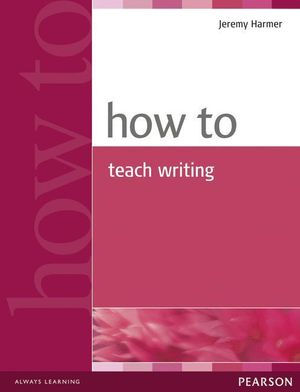 HOW TO TEACH WRITING BOOK