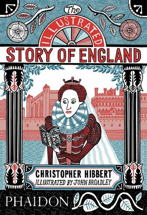 THE ILUSTRATED STORY OF ENGLAND