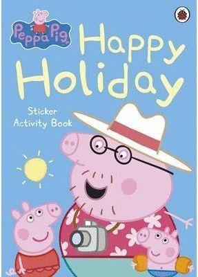 PEPPA PIG -HAPPY HOLIDAY-