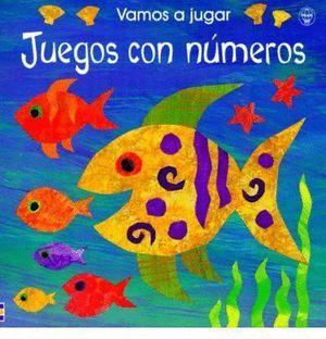 JUEGO CON NUMEROS USBORNE