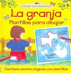LA GRANJA  -PLANTILLAS PARA DIBUJAR-