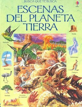 ESCENAS DE PLANETA TIERRA