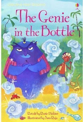 THE GENNIE IN THE BOTTLE (LEVEL TWO)