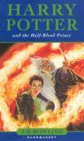 HARRY POTTER AND THE HALF-BLOOD PRINCE (T) JUVENIL