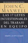 17 LEYES INCUESTIONABLES DEL TRABAJO EN EQUIPO