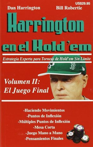 HARRINGTON EN EL HOLD'EM