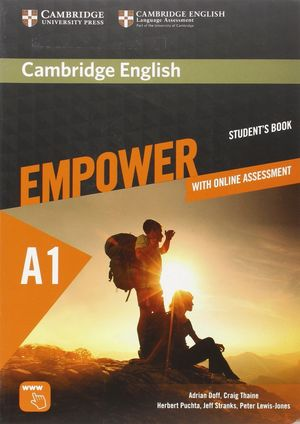 EMPOWER STUDENT'S BOOK A1 STARTER