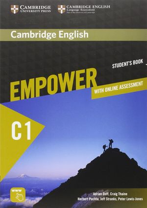 EMPOWER ADVANCED C1 STUDENT'S BOOK