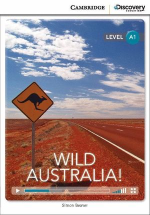 WILD AUSTRALIA! BEGINNING BOOK WITH ONLINE ACCESS