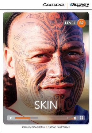 SKIN UPPER INTERMEDIATE BOOK WITH ONLINE ACCESS